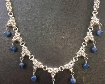 Kynite Byzantine Chain Necklace