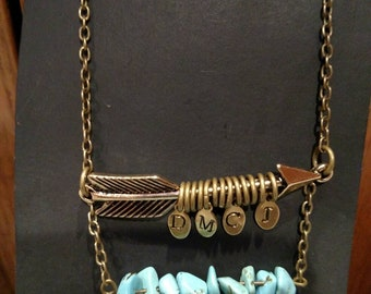 Beautiful 'My Tribe' Mother's Day necklace