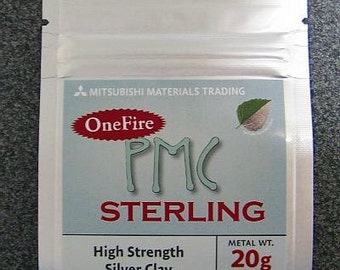 OneFire PMC Sterling - PMC Sterling Silver- Mitsubishi OneFire Sterling