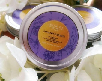 English Garden Solid Perfume - Sample size