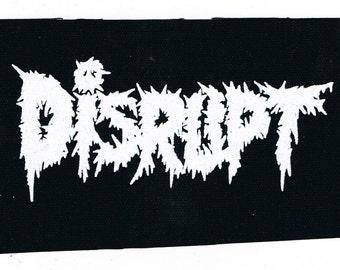 Disrupt Punk Patch