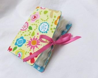 Needlebook, Sewing Needle book, Needle Storage
