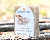 Unscented Goat Milk Soap ...