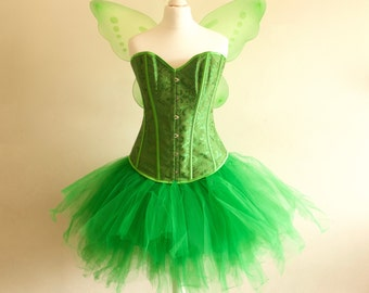 Tinkerbell Fairy Inspired Costume Various sizes