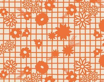 SALE - Art Gallery - Fiesta Fun Collection by Dana Willard - Papel Picado in Naranja