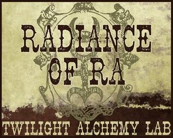Radiance of Ra - TAL Oil