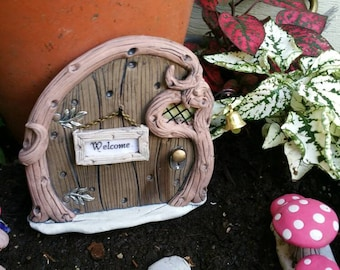 Fairy Door Personalized 1340