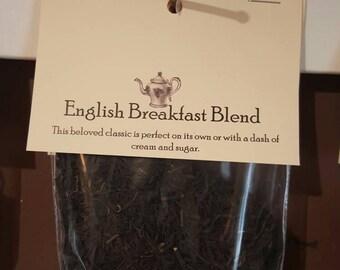 English Breakfast blend