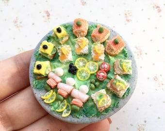 Magnet Miniature 1:6 Sandwich