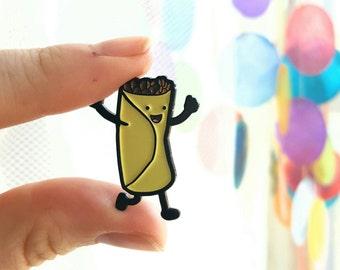 Neato Burrito Enamel Pin - Lapel Pin