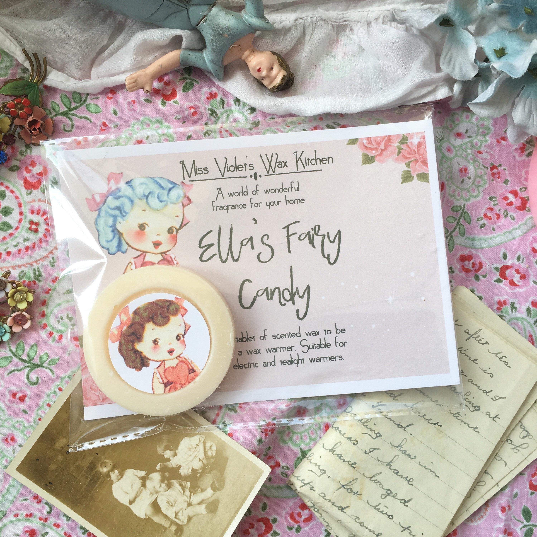 Miss Violet\'s Wax Melts Ella\'s Fairy Candy