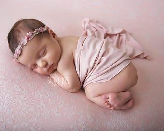 Blush Jersey Knit Wrap,Newborn Wrap,Jersey Knit,Photo Prop,Baby Wrap,Photography Prop,Stretch Knit Wrap,Stretch Wrap,Jersey Wrap,Newborn