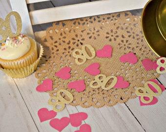 80th birthday party etsy for 80th birthday decoration