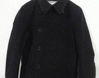 RARE Hamnett by Katharine Hamnett Button Jacket Made In Japan Size Medium Comme des Yohji Issey Helmut Hip Hop
