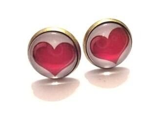 Earrings Heart