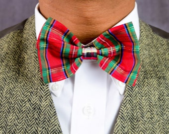 Ugly Christmas Bow Tie pt.2