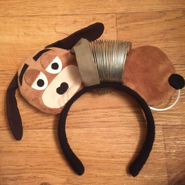 Slinky Dog Disney Mickey Ears Toy Story Ears Custom Disney