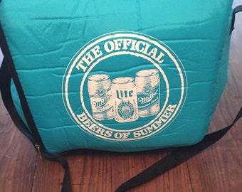 Miller Insulated Beer Bag