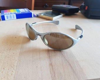 Vintage 80's Julbo Sherpa spectron x5  glacier glasses made in France