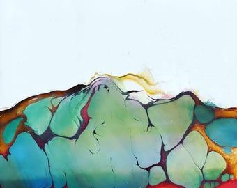 Encausticology 101 Online Encaustic Art Painting Workshop Tutorial