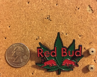 Red Bud Ganja Pin