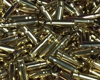 7.62x39 AK Range Brass- 100 pieces