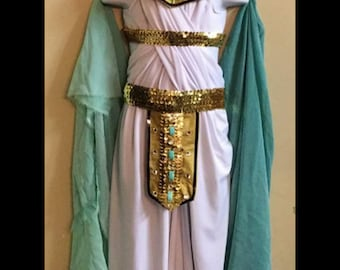 Cleopatra , Cleopatra costume, pageant ooc, Egyptian costume, Egyptian ooc