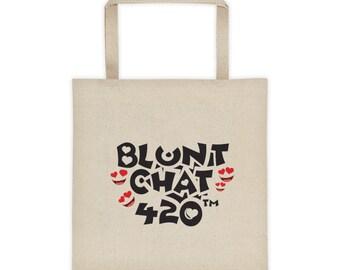 Blunt Chat 420 Tote bag