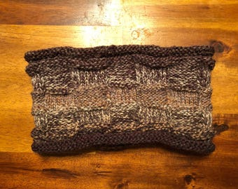Hand knitting hatband for adult by Segao