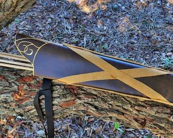 The Lord of the Rings: Legolas Mirkwood Quiver