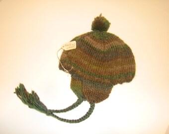 Child's Flap Hat
