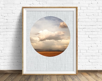 """landscape photography, large art, large wall art, instant download printable art, digital download, wall art, prints, art - """"In the Fields"""""""