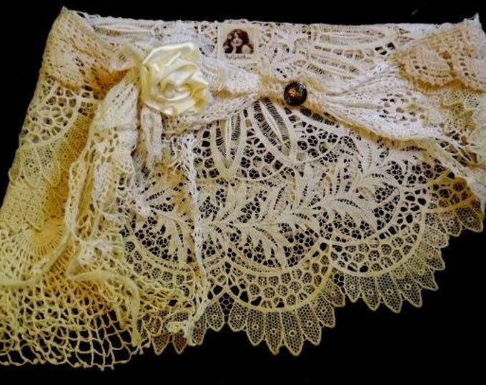 Featured listing image: Shabby Bohemian Hip Belt Free Shipping in Continental USA