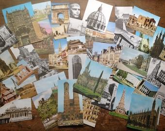 pack ephemere 45 pcs various monuments-embellishment for scrapbooking, junk diary, ephemera, inspiration kit ......