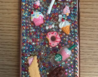 Custom candy iPhone 6 case