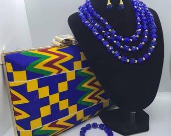 Independent handbag/neck piece