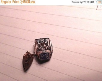 Flash Sale Vintage K of A Knights of the Apocalypse Religious Fraternal Organization Pin