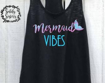 Mermaid VibesTank
