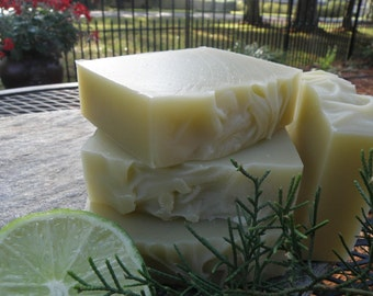 Citrus Forest - All Natural Soap, Herbal Soap, Handmade Soap,
