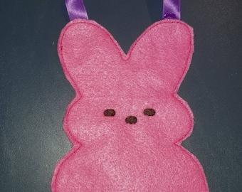 Marshmallow Bunny Treat Bag