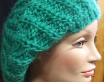 ADORABLE BERET Hat - pattern only-