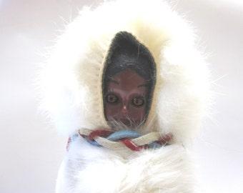 Vintage American Doll Eskimo