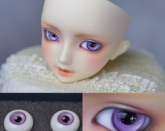 BJDs Dolls [Real gold leafs Glass Eyes] Hight quality only 1 left