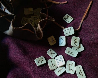 Turtle Shell Runes