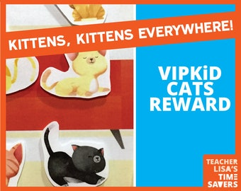 VIPKID Cats Reward