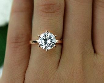 Handmade Conflict Free Jewelry Engagement by TigerGemstones