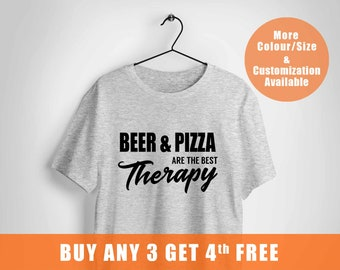 pizza and beer shirt,mens pizza shirt,weekend vibes,junk food shirt,gifts for husband,bar crawl shirt for best friend,tumblr clothing,ship t