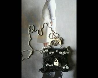 Necklace Line Mini Bag