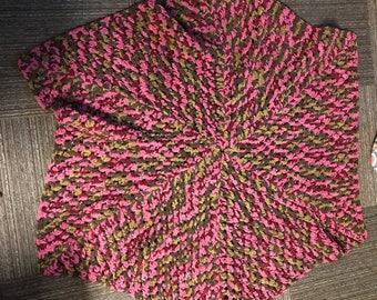 Hexagonal Crochet Blanket