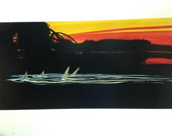Sunset Bonefish